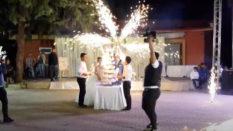 Düğün Organizasyonu – Pasta Kesme